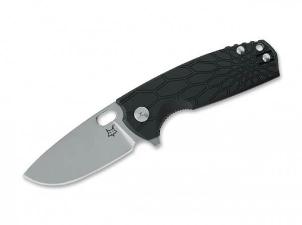 Pocket Knife, Black, Flipper, Linerlock, N690, FRN