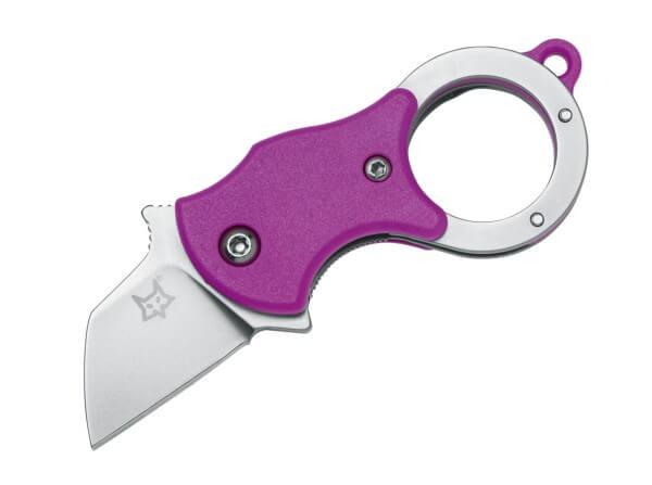 Pocket Knife, Pink, Friction, Linerlock, 4116, FRN