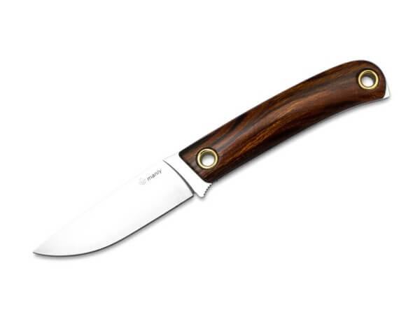 Fixed Blade, Brown, Fixed, CPM-154, Desert Ironwood