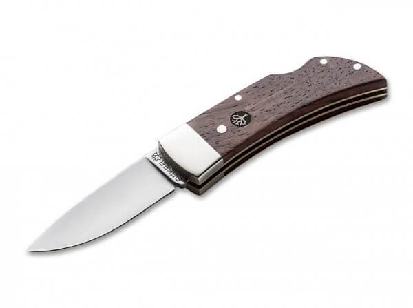 Pocket Knife, Brown, No, Backlock, 4034, Rosewood