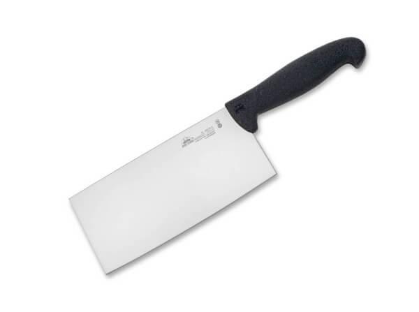 Kitchen Knife, Black, X50CrMoV15, Nylon
