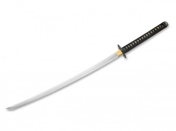 Sword, Black, Fixed, 1045, Rayskin